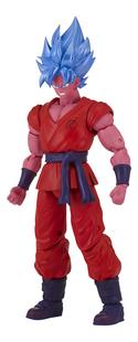 Dragon Ball figurine articulée Saiyan Blue Kaioken x10 Goku-Détail de l'article