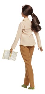 Barbie mannequinpop Careers National Geographic Wilopzichter-Achteraanzicht