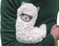 Opwarmbare knuffel lama-Afbeelding 1