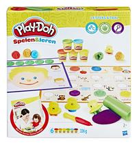 Play-Doh Spelen & Leren: Letters & taal