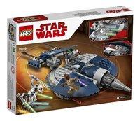 LEGO Star Wars 75199 Gevechtsspeeder van General Grievous-Achteraanzicht