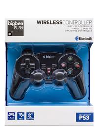bigben manette sans fil PS3 noir