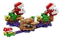 LEGO Super Mario 71382 Uitbreidingsset: Piranha Plant-puzzeluitdaging-Vooraanzicht