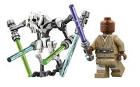 LEGO Star Wars 75199 Gevechtsspeeder van General Grievous-Artikeldetail