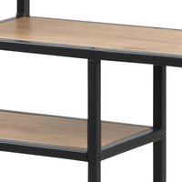 Wandrek Quercy 5 asymmetrische planken eikdecor-Artikeldetail