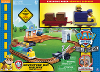 Set de jeu Pat' Patrouille Circuit Adventure Bay Railway-Avant