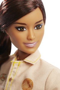 Barbie mannequinpop Careers National Geographic Wilopzichter-Artikeldetail