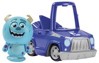 Monsters University Roll-a-Scare Ridez Sulley-Vooraanzicht