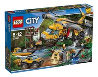 LEGO City 60162 Jungle helikopterdropping