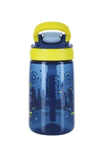 Contigo drinkfles Gizmo Flip Nautical W/Space 420 ml-Achteraanzicht