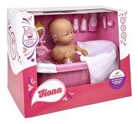 DreamLand Badtijd pop Fiona met badje-Linkerzijde