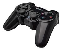 bigben manette sans fil PS3 noir-Avant