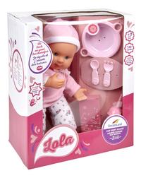DreamLand zachte pop Lola werpt kushandjes-Linkerzijde