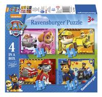 Ravensburger puzzle évolutif 4 en 1 Pat' Patrouille