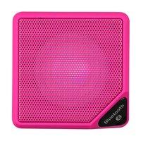bigben haut-parleur Bluetooth BT14RS rose-Vue du haut