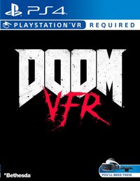PS4 VR Doom VFR ENG/FR