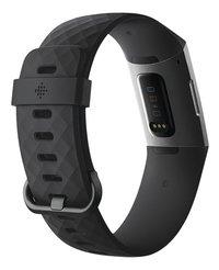 Fitbit activiteitsmeter Charge 3 HR aluminium/zwart-Achteraanzicht