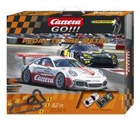 Carrera Go!!! racebaan Pedal to the Metal-Rechterzijde