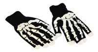 Goodmark handschoenen skelet met lichtgevende vingertoppen