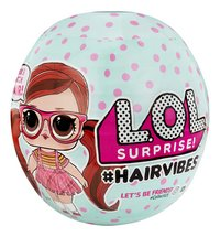 Minipopje L.O.L. Surprise! #Hairvibes-Vooraanzicht