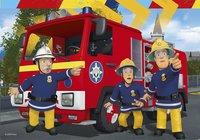 Ravensburger puzzel 2-in-1 Brandweerman Sam - Sam helpt je uit de brand-Artikeldetail