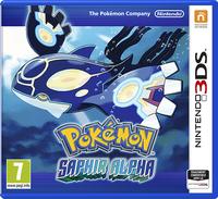 Nintendo 3DS Pokémon: Saphir Alpha FR