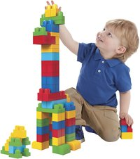 Mega Bloks First Builders Big Building Bag-Afbeelding 1