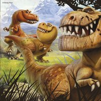 Ravensburger puzzel 3-in-1 The Good Dinosaur-Artikeldetail