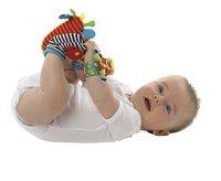 Playgro Pols- en voetrammelaar Jungle Wrist Rattle & Foot Finder - 4 stuks-Afbeelding 2