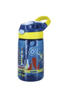 Contigo drinkfles Gizmo Flip Nautical W/Space 420 ml-Rechterzijde
