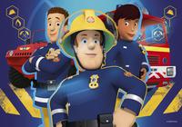 Ravensburger puzzle 2 en 1 Sam le pompier Sam te sauve des flammes-Avant