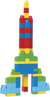 Mega Bloks First Builders Big Building Bag-Afbeelding 3