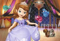 Ravensburger puzzle 2 en 1 Disney Princesse Sofia-Avant