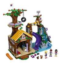 LEGO Friends 41122 La cabane de la base d'aventure-Avant