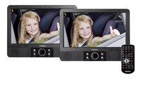 Lenco lecteur DVD portable DVP-404 9/-Avant
