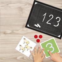 Montessori - Cijfers-Afbeelding 1