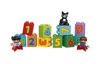LEGO DUPLO 10847 Le train des chiffres-Détail de l'article