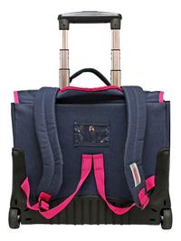 Kickers trolley-boekentas Fashion 42 cm-Achteraanzicht