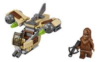 LEGO Star Wars 75129 Wookiee Gunship-Avant