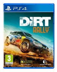 PS4 Dirt Rally FR/ANG
