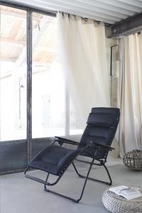 Lafuma Relaxzetel Futura Air Comfort acier-Afbeelding 1