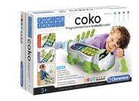 Clementoni Coko Programmeerbare krokodil-robot-Linkerzijde