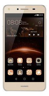 Huawei smartphone Y5 II goud-Vooraanzicht
