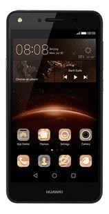Huawei smartphone Y5 II zwart-Vooraanzicht