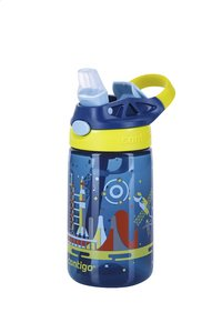 Contigo drinkfles Gizmo Flip Nautical W/Space 420 ml-Artikeldetail