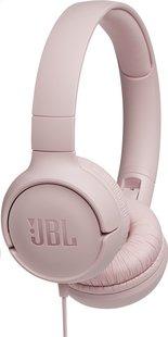JBL hoofdtelefoon Tune 500 roze-Linkerzijde