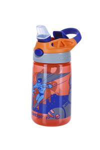 Contigo drinkfles Gizmo Flip Tangerine W/Superhero 420 ml-Artikeldetail