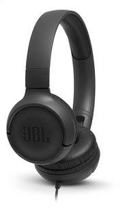 JBL hoofdtelefoon Tune 500 zwart-Linkerzijde