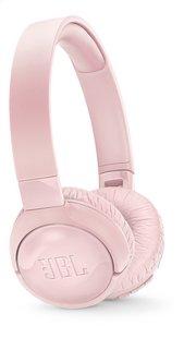 JBL bluetooth hoofdtelefoon Tune 600BTNC roze-Linkerzijde