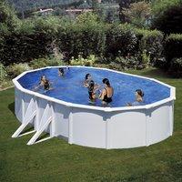 Gre piscine Fidji 6,10 x 3,75 m-Image 1
